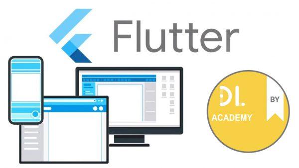 Nos développeurs ont suivi une formation sur le Framework Flutter